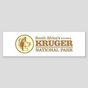 Kruger NP 2 Bumper Sticker