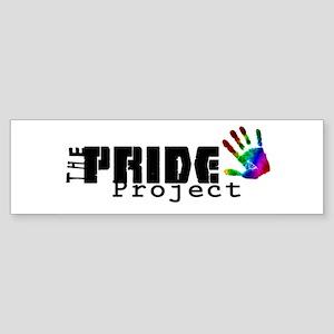 The Pride Project Sticker (Bumper)