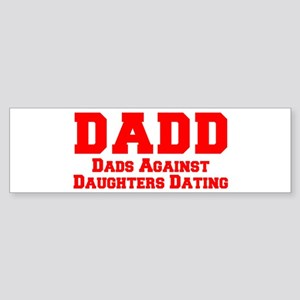 DADD-freshman-red Bumper Sticker