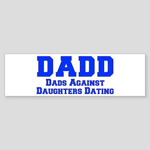DADD-fresh-blue Bumper Sticker
