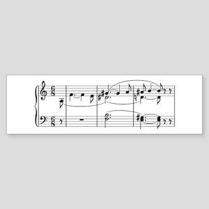 Tristan Chord Bumper Sticker