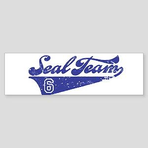 Seal Team 6 Sticker (Bumper)