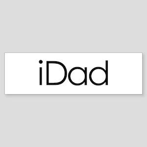 iDad Bumper Sticker