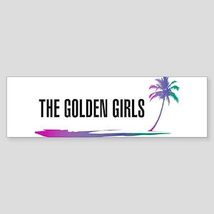 The Golden Girls Sticker (Bumper)