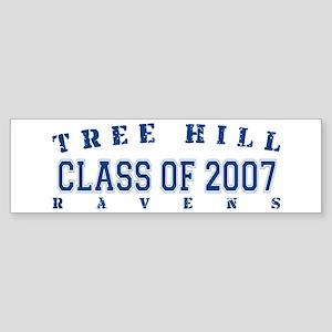 Class of 2007 - TH Ravens Bumper Sticker