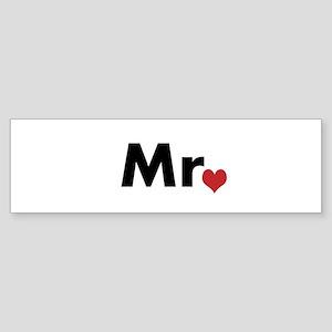 Mr Sticker (Bumper)