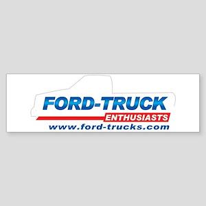Ford-Trucks Bumper Sticker