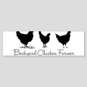 backyardchickenfarmer Bumper Sticker