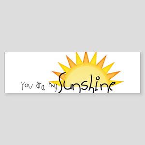 Sunshine4 Bumper Sticker