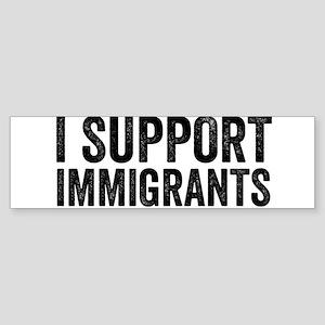 I Support Immigrants Resist Anti Donald Trump Bump