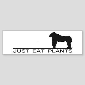 Gorilla Sticker (Bumper)