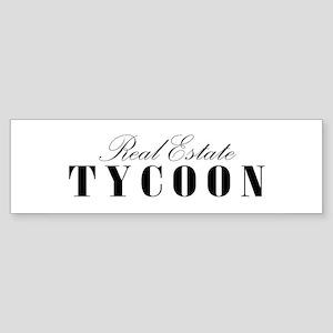RE Tycoon Bumper Sticker