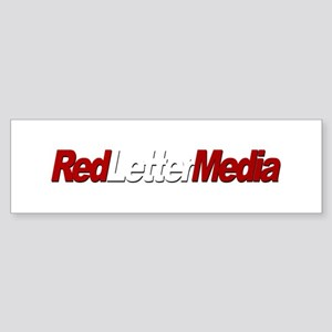 Red Letter Media Bumper Sticker