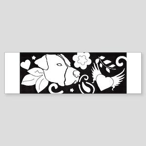 Tattoo Strip Sticker (Bumper)