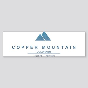 Copper Mountain Ski Resort Colorado Bumper Sticker