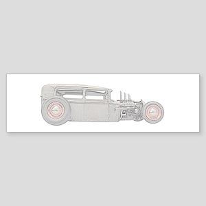 1930 Ford Rat Rod Sticker (Bumper)