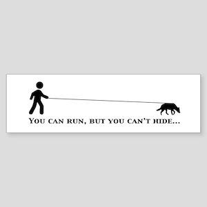 Mountain Dog Gear Sticker (Bumper)