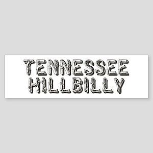 Tennessee Hillbilly Bumper Sticker