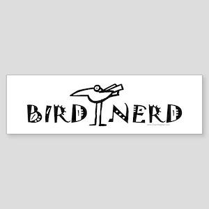 Birdwatching Sticker (Bumper)
