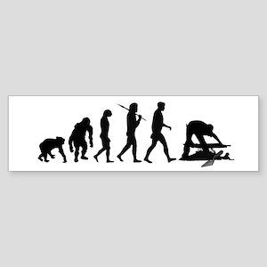 Archaeologist Sticker (Bumper)