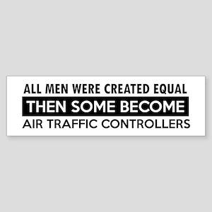 Air Traffic Controllers Designs Sticker (Bumper)
