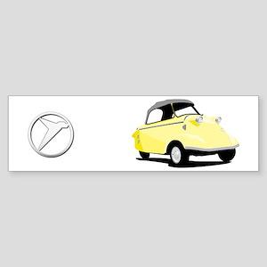 Messerschmitt Bumper Sticker