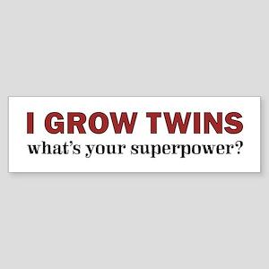What's YOUR Superpower? Sticker (Bumper)
