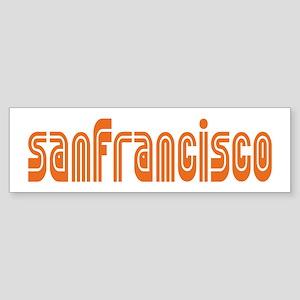 SF MUNI Bumper Sticker