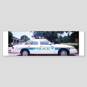 New Orleans East/NOPD Bumper Sticker
