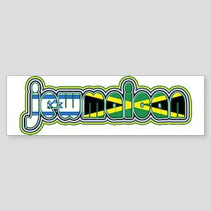 JewMaican Bumper Sticker