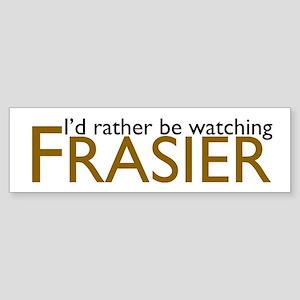 Frasier Sticker (Bumper)