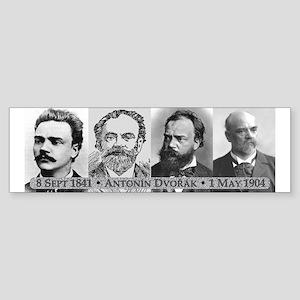 Antonin Dvorak Bumper Sticker