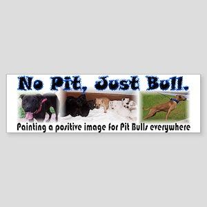 Store Logo Bumper Sticker
