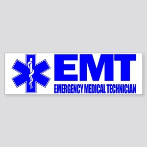 EMT Sticker (Bumper)