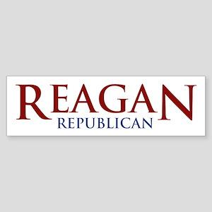 Reagan Republican Bumper Sticker