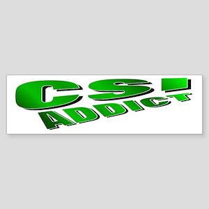 CSI Bumper Sticker