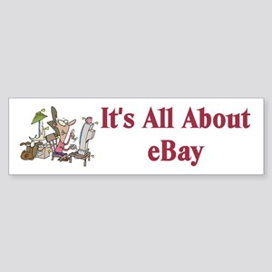 eBay Bumper Sticker