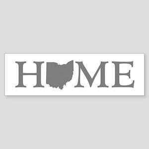 Ohio Home Sticker (Bumper)