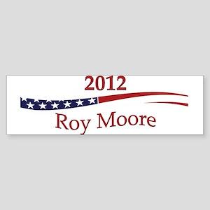 Roy Moore Sticker (Bumper)