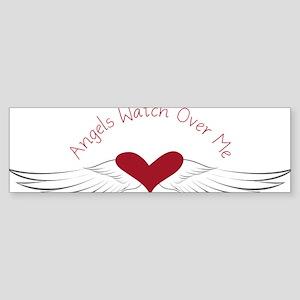 Angels Watch Sticker (Bumper)