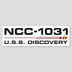 USS Discovery - Updated Bumper Sticker