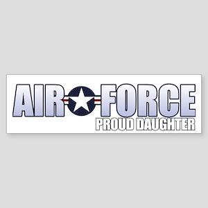 USAF Daughter Sticker (Bumper)