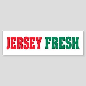 Jersey Fresh Bumper Sticker