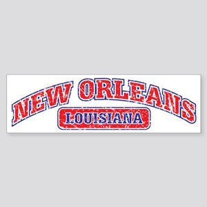 New Orleans Athletic Sticker (Bumper)