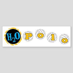 hitone_b Sticker (Bumper)