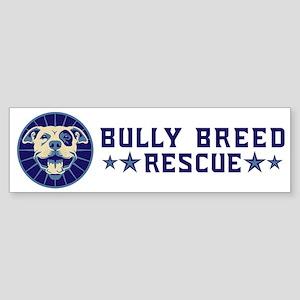 Bully Breed Rescue Sticker (Bumper)
