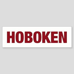 Hoboken Bumper Sticker