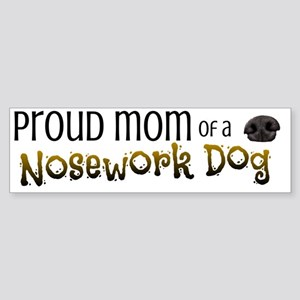 Proud Mom Sticker (Bumper)