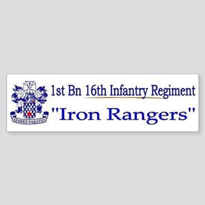 1st Bn 16th Infantry Sticker (Bumper)
