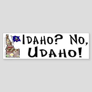 ID-Udaho! Bumper Sticker